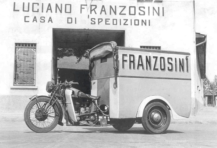 history franzosini Monaco